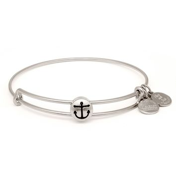 Anchor Sacred Studs Bangle