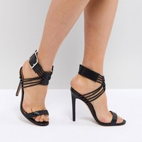 ASOS HURRICANE Heeled Sandals at asos.com
