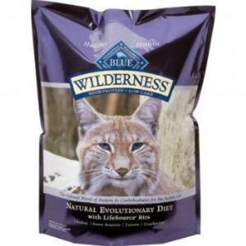 Blue Wilderness Chicken Cat Food 2.5 pound