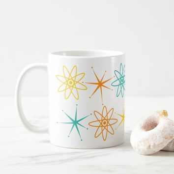 Nifty fifties - atoms and stars mug