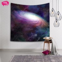 Galaxy Tapestry Space Wall Tapestry for Wall Decoration Fabric Tapestry Hanging Wall Tapestries, Free Shipping