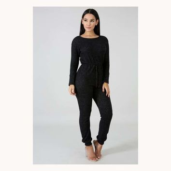 Cuddle With Me Jumpsuit