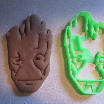 Groot Cookie Cutter