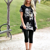 Fantastic Floral Tunic