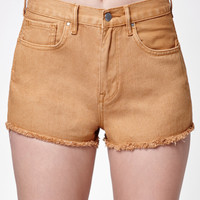 Bullhead Denim Co. Frenchs High Rise Cutoff Denim Shorts at PacSun.com