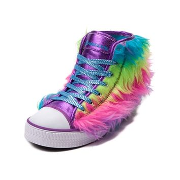 Youth/Tween Heelys Furry Veloz Skate Shoe