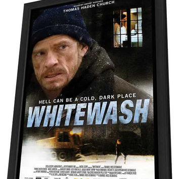 Whitewash 11x17 Framed Movie Poster (2014)