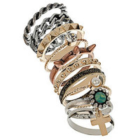 Wild Thing Bumper Ring Pack - Rings