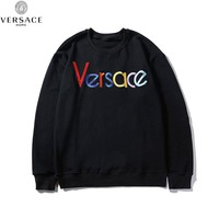 Versace Casual Long Sleeve Pullover Top Sweatshirt 750#