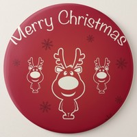 Christmas Greeting Button
