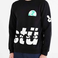 Stussy Rising Earth Crew Neck