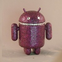 Android Glitter-Bots Collectible