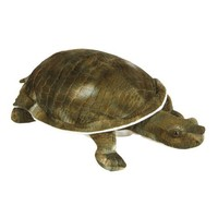 "14"" Snapping Turtle Plush Stuffed Animal Toy"