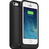 mophie Juice Pack Air iPhone 5/5s Case - Mens Snowboard Clothing - Black - NOSZ