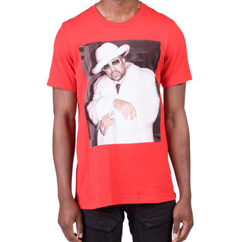 Pimp C Mood Tee (Red) - PIMPCMD-RED | Jimmy Jazz