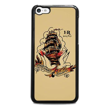 SAILOR JERRY iPhone 5C Case Cover