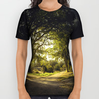 On the road again All Over Print Shirt by HappyMelvin