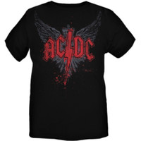 AC/DC Wings T-Shirt