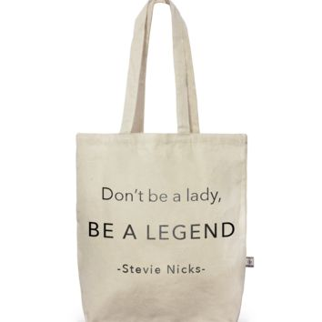 Tote- City Tote Be A Legend