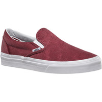 Vans Classic Slip-On Washed Shoe - Women's (Washed)