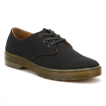Dr. Martens Mens Black Cruise Delray Shoes