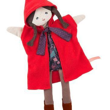 Il Etait Une Fois French Hand Puppets by Moulin Roty