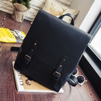 School Backpack Women Backpack Female Anti Theft s Vintage Bags For Girls Feminine Leather Back Pack Luggage Bag Women Backpack AT_48_3