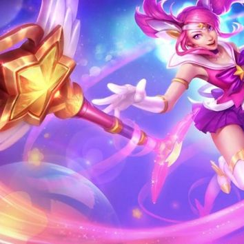 Star Guardian Lux mouse pad lol pad mouse League laptop mousepad Fashion gaming padmouse gamer of Legends keyboard mouse mats