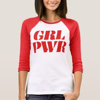 Girl Power GRL PWR T-Shirt