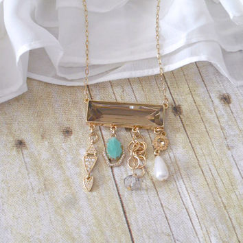 Bohemian Charm Necklace