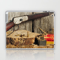 Winchester Model 53 Laptop & iPad Skin by Captive Images Photography | Society6