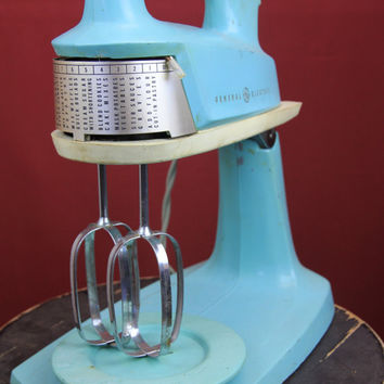 1960s General Electric Kitchen Mixer
