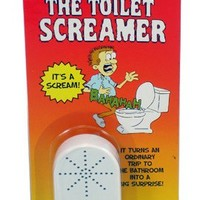 The Toilet Screamer | Cool Gadgets | FunSlurp.com