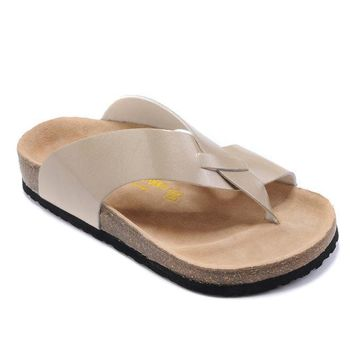 Birkenstock Woman Men Fashion Slipper Sandals Shoes4