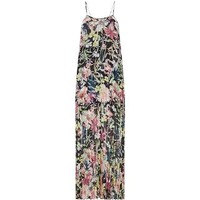 Reiss Kyra Pleated Maxi Dress | Harrods