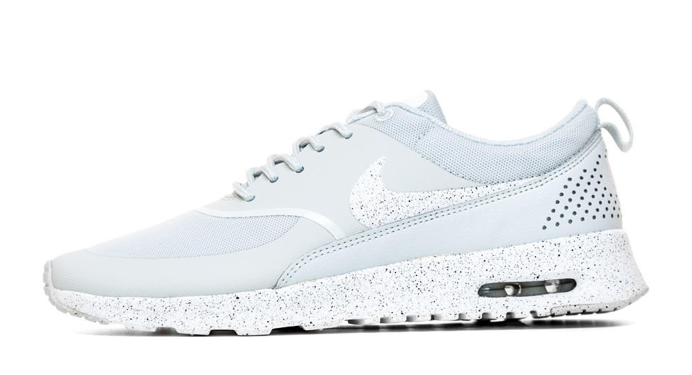 Nike Air Max Thea - Grey White Black from Glitter Kicks  649479b0d