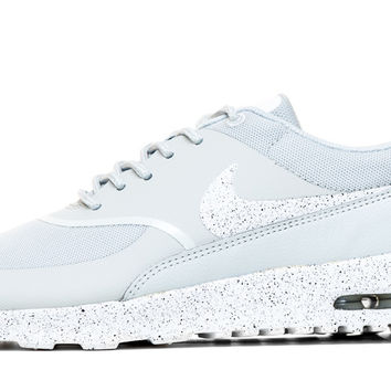 Nike Air Max Thea - Grey/White/Black Paint Speckle