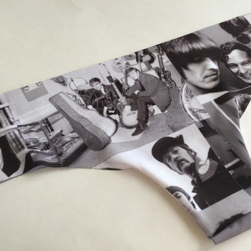 Pictures of The Beatles Cheeky Panties