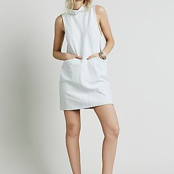 Free People Womens Getaway Shift Dress