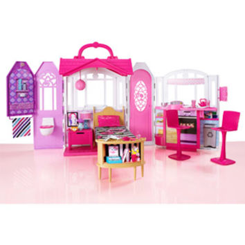 Walmart: Barbie Glam Getaway House
