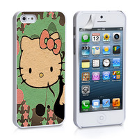 Hello Kitty Art Song iPhone 4s iPhone 5 iPhone 5s iPhone 6 case, Galaxy S3 Galaxy S4 Galaxy S5 Note 3 Note 4 case, iPod 4 5 Case