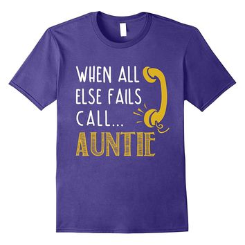 Funny Auntie Niece T shirt-Best gift for mom- aunt- grandma