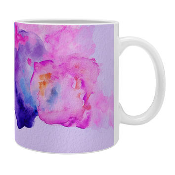 Viviana Gonzalez Watercolor Love 1 Coffee Mug
