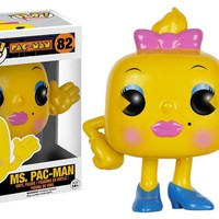 Ms. Pac-Man Funko Pop! Vinyl Figure #82