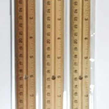 12 Inch Ruler Case Pack 48