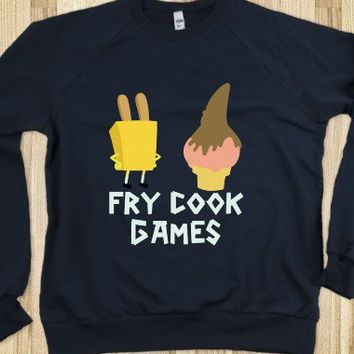 Fry Cook Games Sweatshirt - Awesome Hoodies