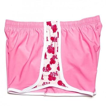 Phi Mu Shorts in Pretty Pink by Krass & Co. - FINAL SALE