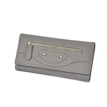 Women Wallets Leather Card holder Clutch Coin Purses Vintage Zipper Female Mobile Bags High Quality Lady Money Purse Lady Clutch