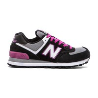 New Balance 574 Core Collection Sneaker in Black
