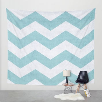 Salt + Water Wall Tapestry by The Dreamery